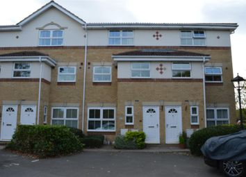 Thumbnail 3 bed flat for sale in Manor Court, Cippenham, Slough