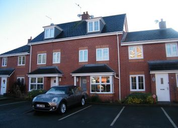 Thumbnail 4 bed terraced house for sale in Jackson Avenue, Nantwich, Cheshire