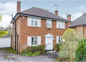 Thumbnail 3 bedroom detached house for sale in Denbigh Gardens, Southampton