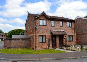 Thumbnail 2 bed semi-detached house for sale in Oakmeadow Drive, St. Mellons, Cardiff