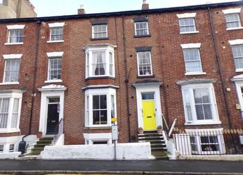 Thumbnail 1 bed flat for sale in Belle Vue Terrace, Whitby, North Yorkshire