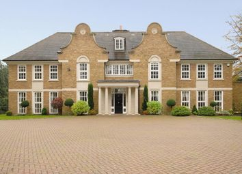 Thumbnail 6 bed detached house to rent in Blackhills, Esher
