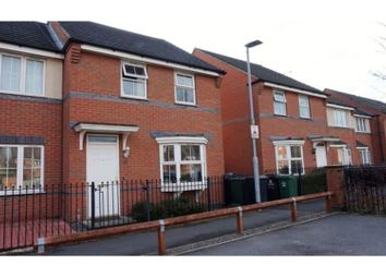 Thumbnail 3 bed semi-detached house to rent in Lime Tree Grove, Loughborough