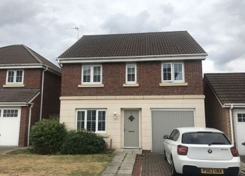 Thumbnail 4 bed detached house for sale in Olwen Drive, Hebburn