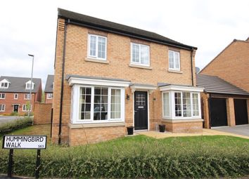 Thumbnail 4 bed detached house for sale in Hummingbird Walk, Wath Upon Dearne