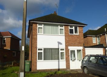 Thumbnail 3 bed property to rent in Homewood Crescent, Hartford, Northwich