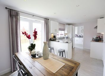 "Thumbnail 4 bedroom detached house for sale in ""The Chedworth"" at Frenze Hall Lane, Diss"