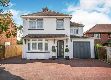 Thumbnail 4 bed detached house for sale in Ashford Road, Hythe
