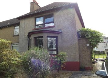 Thumbnail 2 bedroom terraced house to rent in Braidcraft Road, Glasgow
