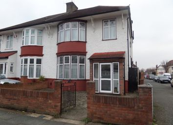 Thumbnail 3 bed semi-detached house to rent in Newquay Road, London