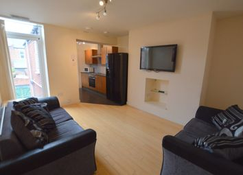 Thumbnail 4 bedroom flat to rent in Tosson Terrace, Heaton, Newcastle Upon Tyne