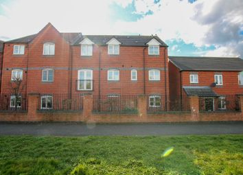 Thumbnail 2 bed flat for sale in Isis Way, Hilton, Derby