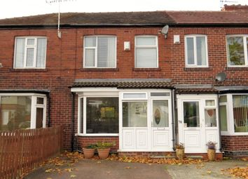 Thumbnail 3 bed terraced house for sale in Annesley Road, Sheffield