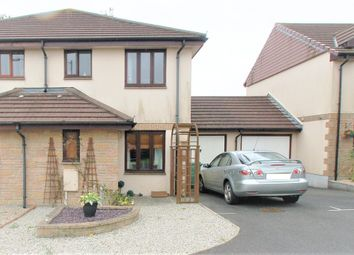 Thumbnail 3 bed semi-detached house to rent in Roskruge Close, Helston