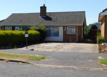 Thumbnail 1 bed semi-detached bungalow for sale in Elm Crescent, Burgh Le Marsh, Skegness