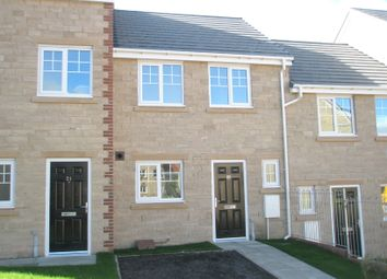 Thumbnail 2 bed terraced house to rent in Donnington Place, Moorside, Consett
