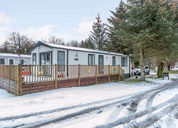 Thumbnail 2 bedroom lodge for sale in Glendevon Country Park, Glendevon, Dollar, Near Gleneagles