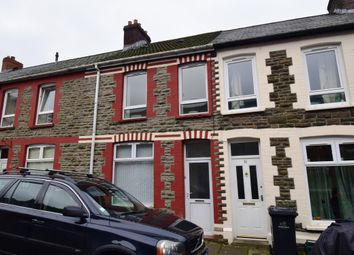 Thumbnail 3 bed terraced house to rent in Railway Street, Llanhilleth, Abertillery