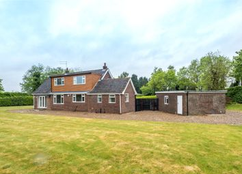 Thumbnail 4 bedroom detached bungalow to rent in Langwith Lane, Heslington, York
