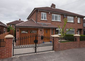 Thumbnail 3 bedroom semi-detached house for sale in 22, Prince Edward Drive, Belfast