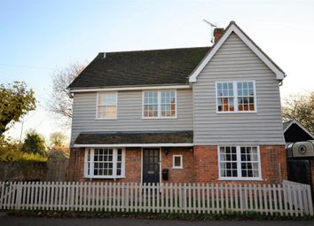 Thumbnail 4 bed detached house to rent in High Street, Barkway