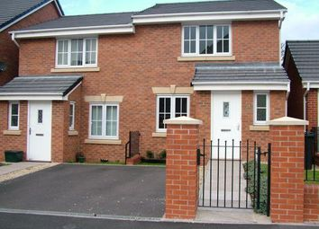 Thumbnail 2 bedroom semi-detached house to rent in Stanley Road, Wolverhampton