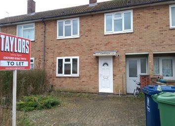 Thumbnail 3 bed property to rent in Normandy Crescent, Cowley, Oxford