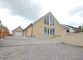 Thumbnail 4 bed detached house for sale in Abernant Road, Markham, Blackwood
