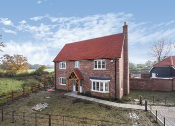 Thumbnail 4 bedroom detached house for sale in Rainbird Place, Coxtie Green Road, Pilgrims Hatch, Brentwood