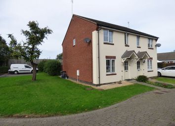 Thumbnail 3 bed semi-detached house for sale in Meadowsweet Walk, Tuffley, Gloucester