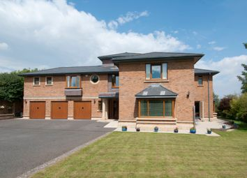 Thumbnail 6 bed detached house for sale in Mayals Road, Mayals, Swansea