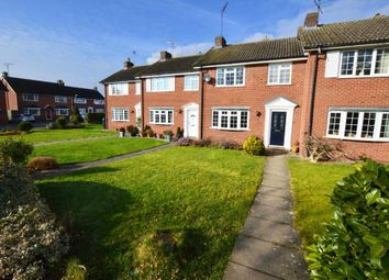 Thumbnail 3 bed terraced house to rent in Shepperton Close, Castlethorpe