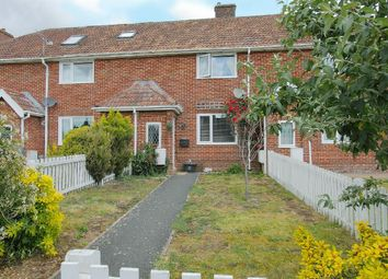 Thumbnail 2 bed terraced house for sale in Fyfield Way, Perham Down, Andover