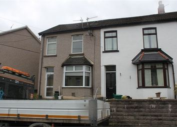 Thumbnail 4 bed end terrace house to rent in Mikado Street, Penygraig, Rhondda Cynon Taff