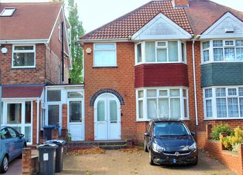 Thumbnail 3 bed semi-detached house for sale in Perrywood Road, Great Barr