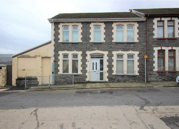 Thumbnail 4 bed semi-detached house for sale in Cemetery Road, Porth