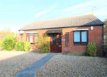 Thumbnail 2 bed detached bungalow for sale in Ruffets Wood, Gravesend