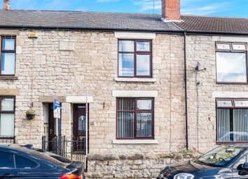 Thumbnail 3 bed terraced house for sale in March Street, Conisbrough, Doncaster