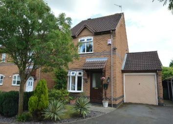 Thumbnail 2 bed detached house for sale in Scalborough Close, Countesthorpe, Leicester