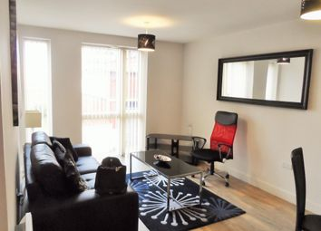 Thumbnail 1 bedroom flat to rent in Essex Street, Birmingham