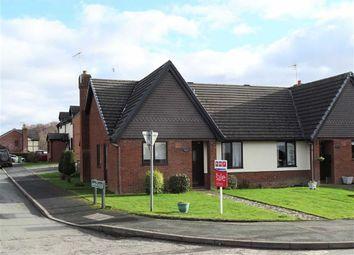 Thumbnail 2 bedroom bungalow for sale in Cornerways, Treflach Road, Trefonen, Oswestry, Shropshire
