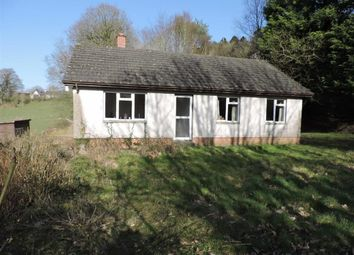 Thumbnail 2 bed property for sale in Llanybydder