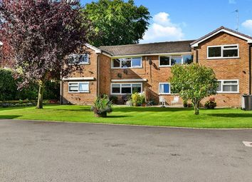 Thumbnail 2 bed flat for sale in Trafford Place Macclesfield Road, Wilmslow