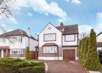 Thumbnail 3 bed detached house for sale in Hayes Chase, West Wickham