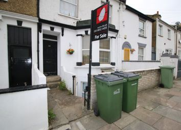 Thumbnail 2 bed terraced house to rent in Llanover Road, London