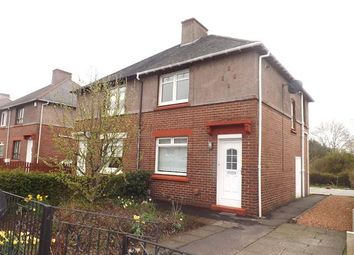 Thumbnail 2 bed semi-detached house to rent in Rhindmuir Avenue, Baillieston, Glasgow
