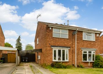 Thumbnail 2 bed semi-detached house for sale in Rea Valley Drive, Birmingham