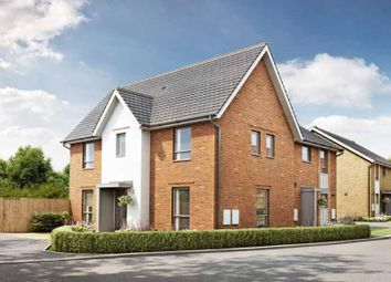 "Thumbnail 3 bedroom detached house for sale in ""Morpeth"" at Marsh Lane, Harlow"