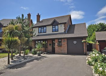 Thumbnail 4 bed detached house for sale in Coopers Way, Hailsham