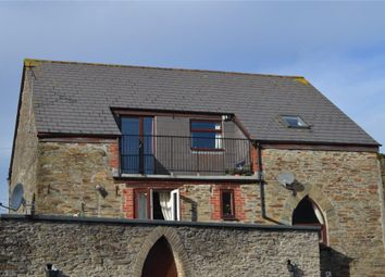 Thumbnail 2 bed flat for sale in Newport, Callington, Cornwall